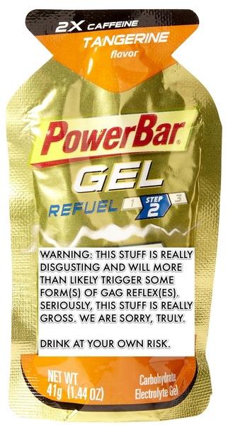PowerBar Gel 1